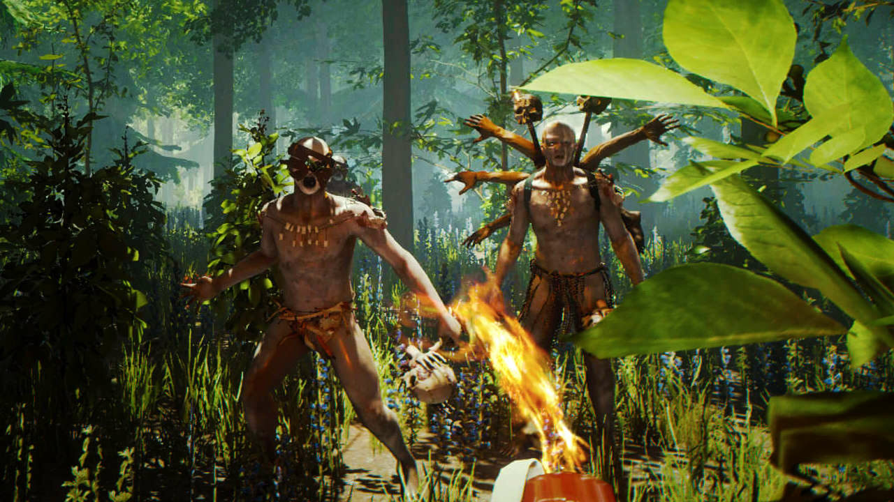 Cheat The Forest Ps4 Lengkap Bahasa Indonesia! Gamedaim