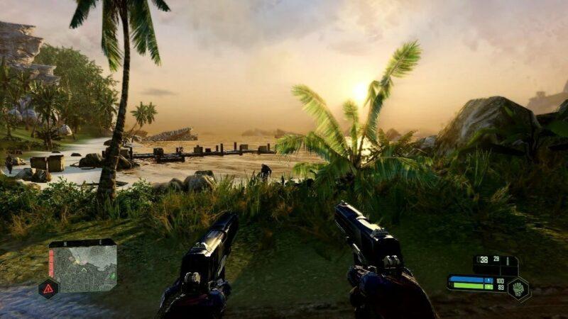 Crytek Pamerkan Resolusi 8k Dari Crysis Remastered
