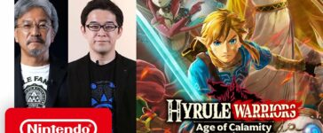 Hyrule Warriors Age Of Calamity Diumumkan, 100 Tahun Sebelum Breath Of The Wild!
