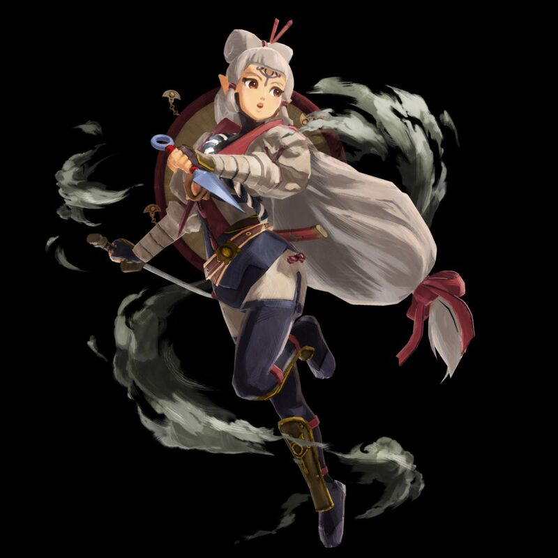 Nintendo Perlihatkan Trailer Terbaru Hyrule Warriors Age Of Calamity Gamedaim Com