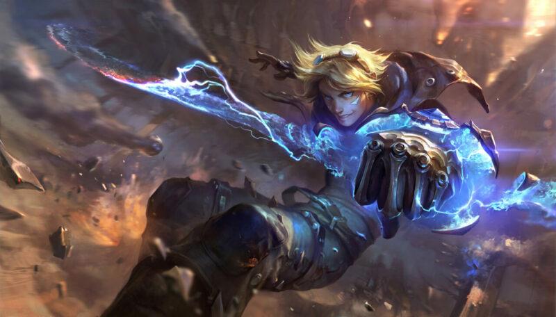 League Of Legends Buka Pendaftaran Untuk Ios