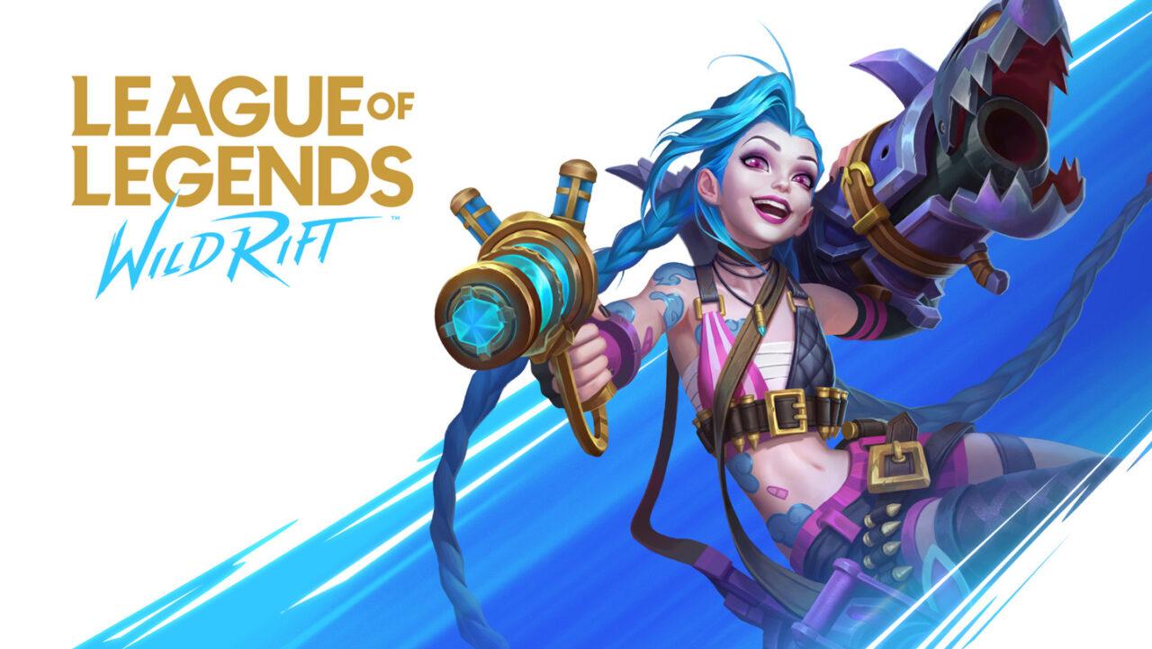 League Of Legends Wild Rift Closed Beta