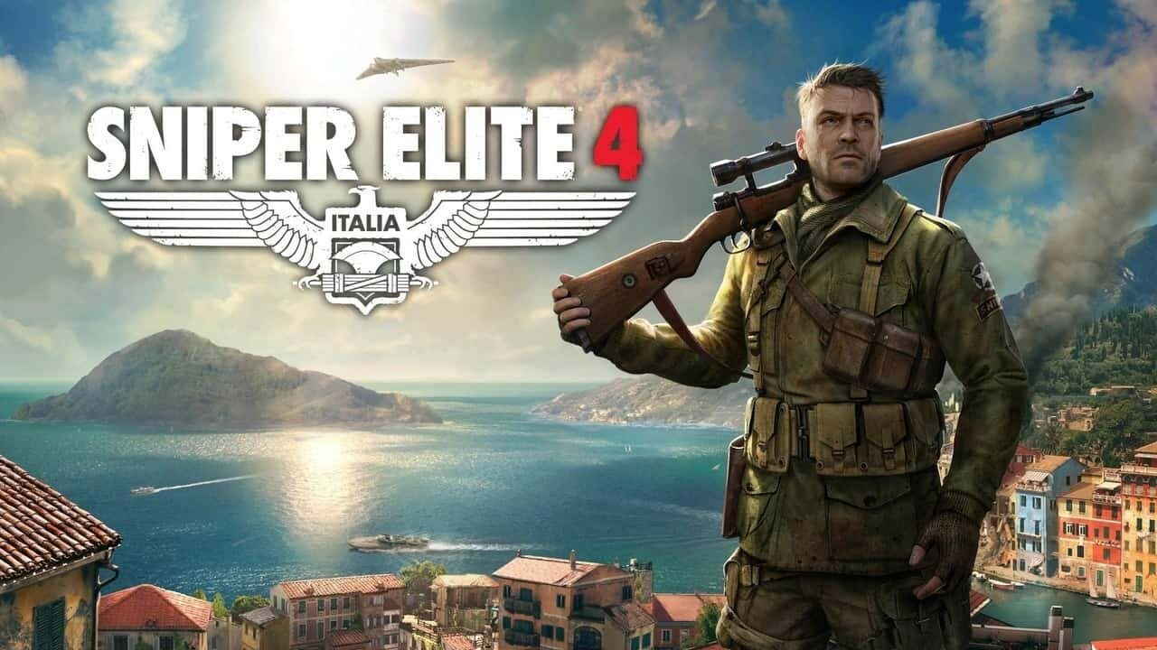 Sniper Elite 4 Tuju Nintendo Switch!