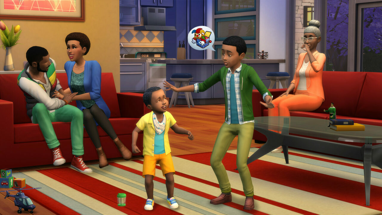 The Sims - Game Android Perempuan Offline