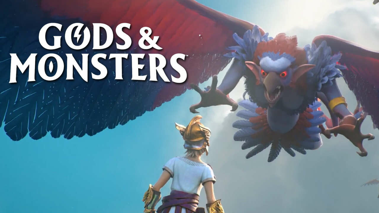 Ubisoft Ganti Nama Gods & Monsters Karena Ditentang Monster Energy! Gamedaim