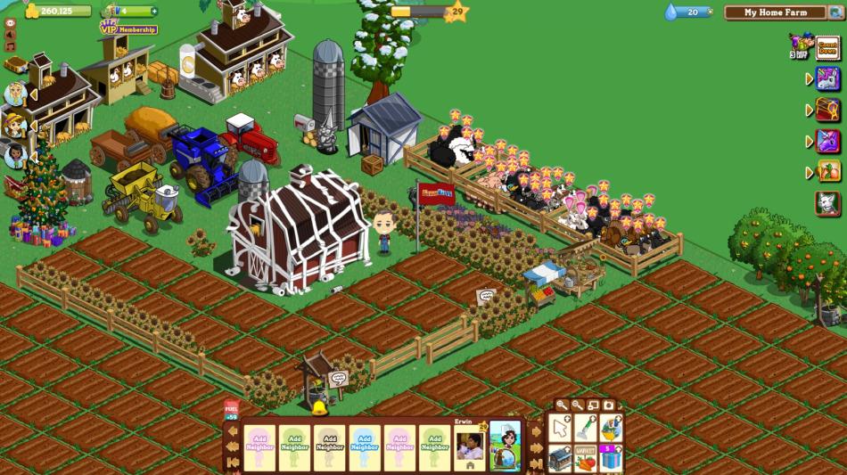 Zynga Resmi Akan Tutup Game Farmville!