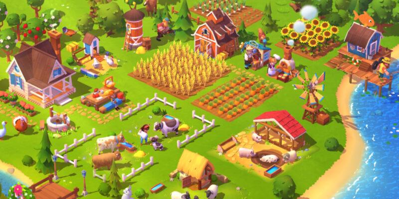 Zynga Resmi Akan Tutup Game Farmville