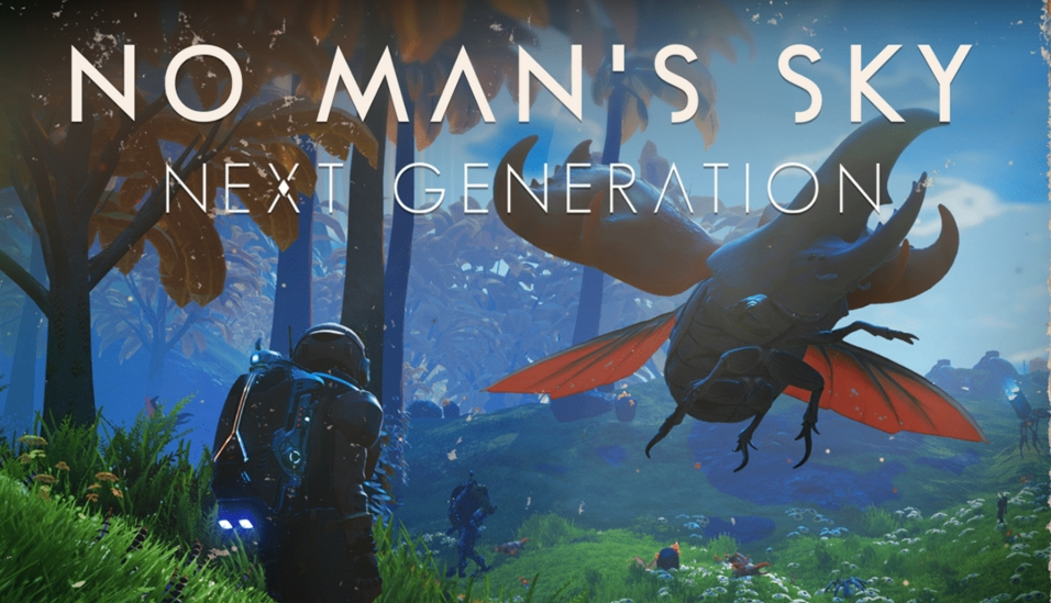 No Man's Sky Next Gen | Hello Games