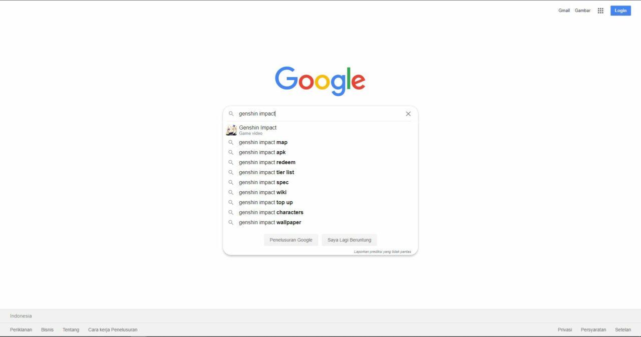 Cara Download Genshin Impact Pc Dengan Mudah Gamedaim Com