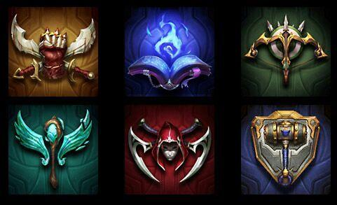Role Emblem Lol: Wild Rift | LolFandom