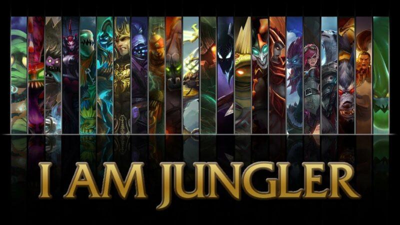 Jungler Assasin | HipWallpaper