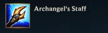 Archangels Staff
