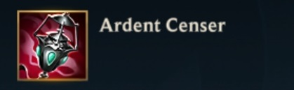 Ardent Censer