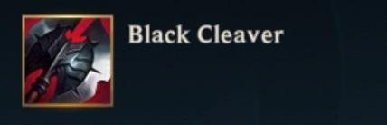 Black Cleaver