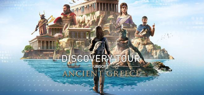 Discovery Tour By Assassins Creed