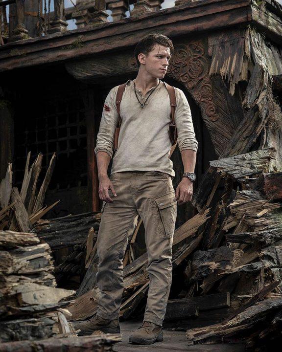 Film Uncharted Perlihatkan Tom Holland Sebagai Nathan Drake