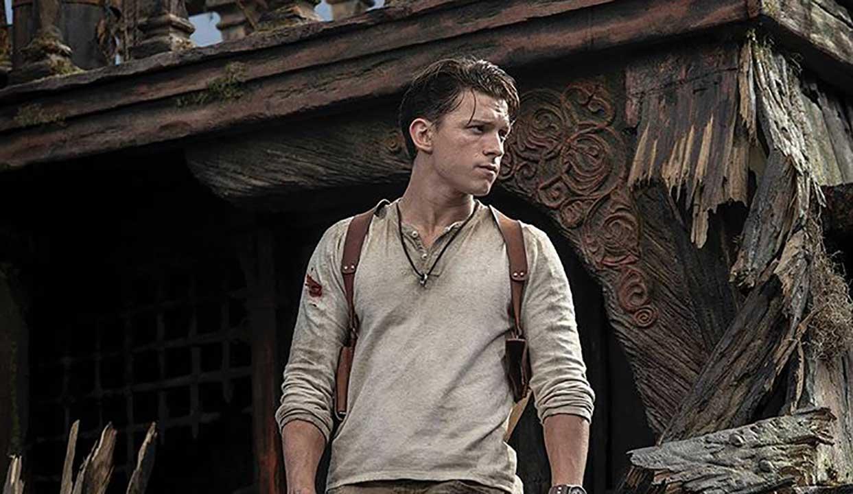 Tom Holland akan memerankan Nathan Drake   Naughty Dog