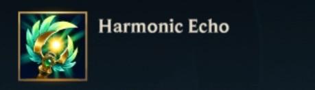 Harmonic Echo