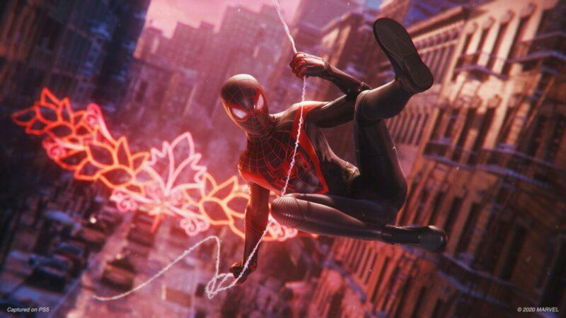 Insomniac Games Berikan Alasan Tentang Perubahan Wajah Peter Parker