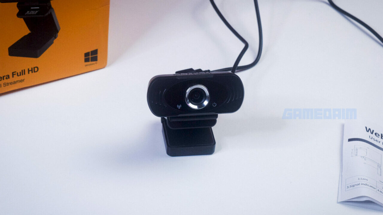 Mtech Wb500 Webcam Bird Eye Gamedaim Review