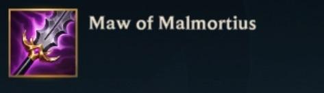 Maw Of Malmortius
