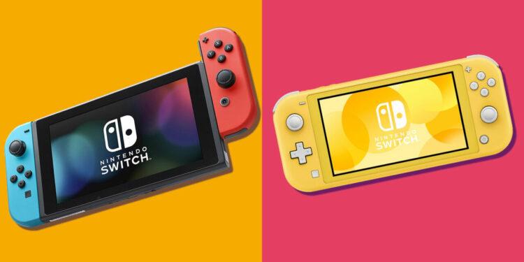 Nintendo Harus Tinggalkan Switch Original Demi Switch Lite! Gamedaim