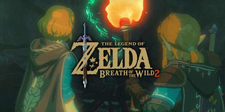 Nintendo Pastikan Perkembangan Dari The Legend Of Zelda Breath Of The Wild! Gamedaim