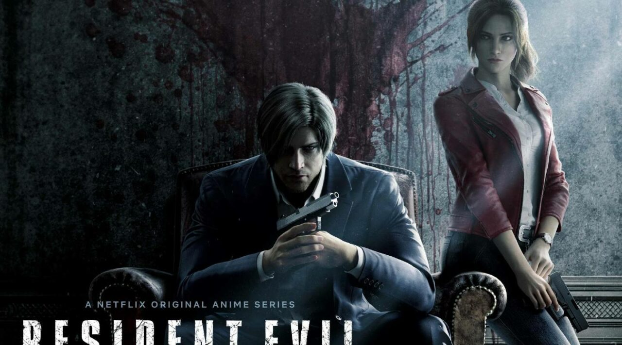 Resident Evil Infinite Darkness Akan Dapatkan Adaptasi Manga!