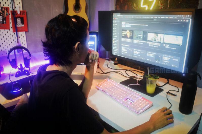 Sades K10 Keyboard Setup Gamedaim Review