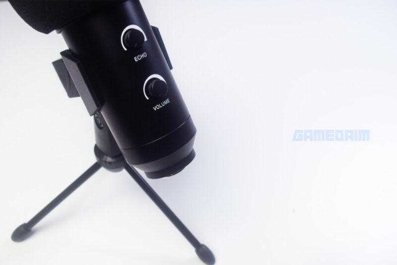 Sades Orpheus Microphone Control Gamedaim Review