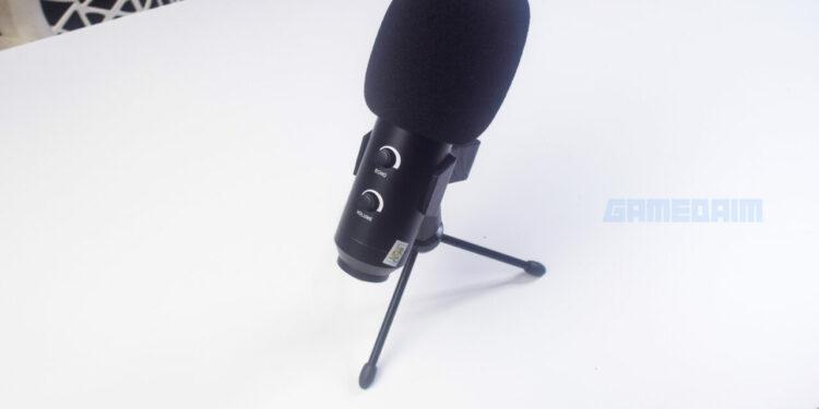 Sades Orpheus Microphone Tripod Stand Gamedaim Review