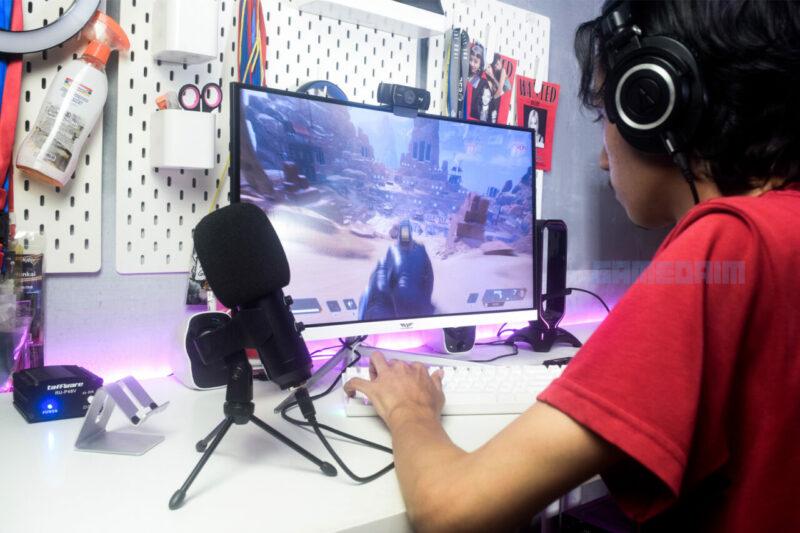 Sades Orpheus Visual Gamedaim Review
