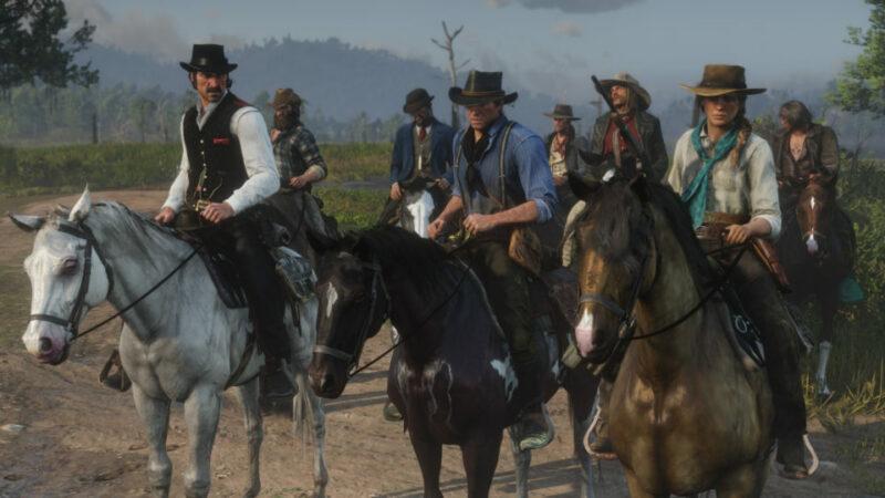 Satu Tahun Rilis Red Dead Redemption 2 Versi Pc Akhirnya Berhasil Dibajak