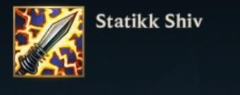 Statikk Shiv