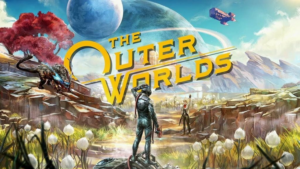 The Outer Worlds Resmi Rilis Di Steam!