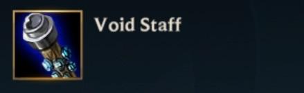 Void Staff