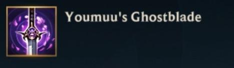 Youmuus Ghostblade
