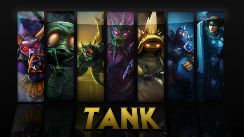 League Of Legends Tank | HipWallpaper