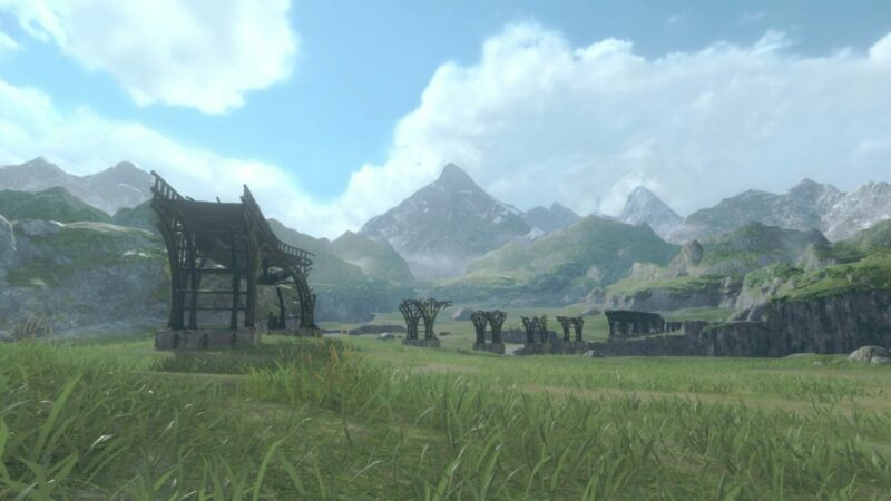 Nier Replicant Screenshots 2 | Gamespot