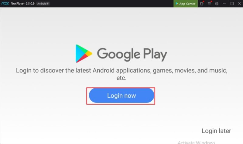 Login Google Account | Gamedaim