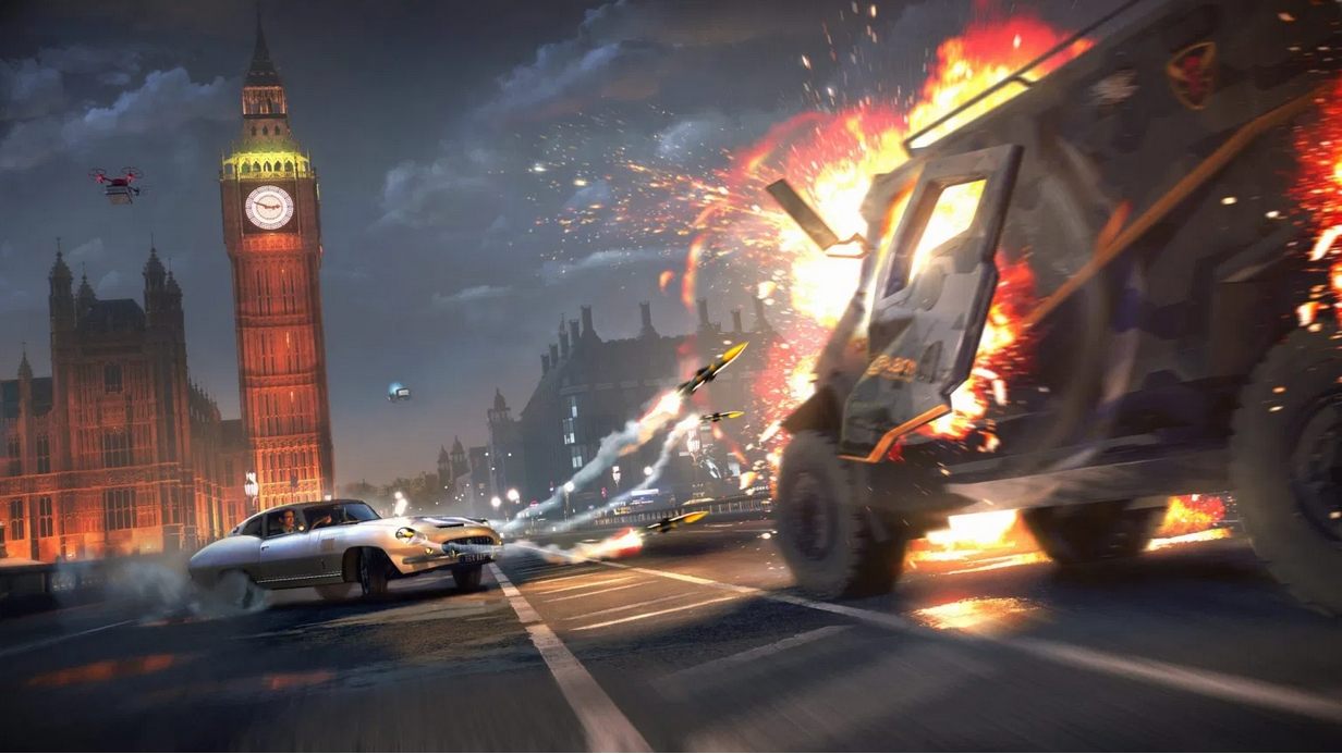 Skilled Operative Watch Dogs legion   Ubisoft