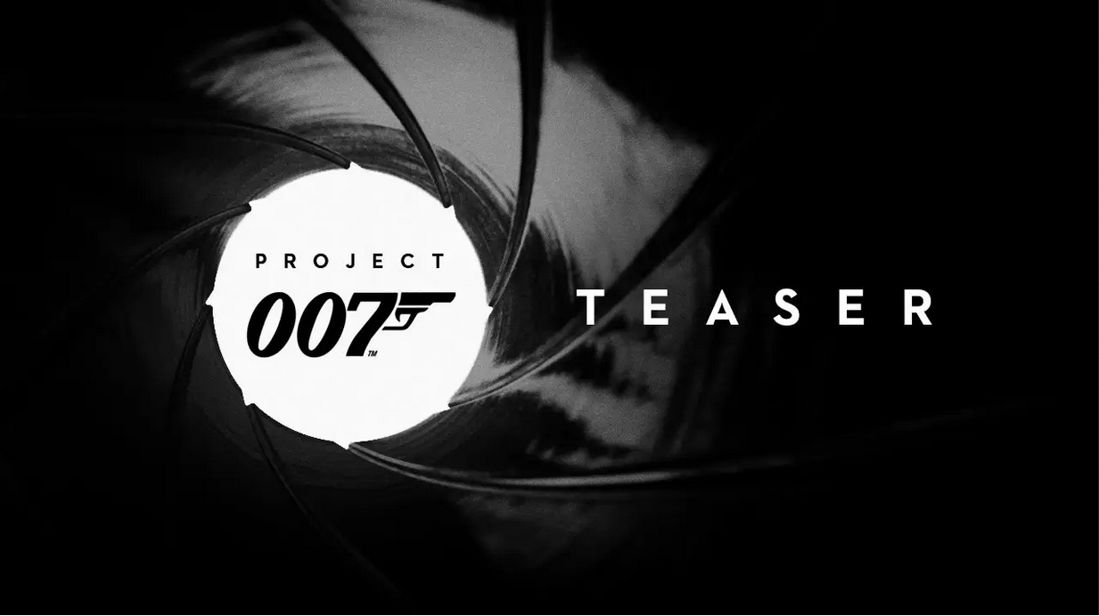 Project 007 Teaser | @IOinteractive