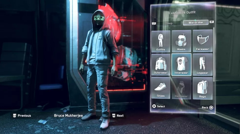 Watch Dogs legion Costumize outfit | Ubisoft