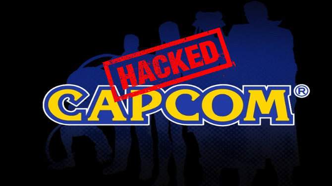 Capcom Diretas oleh Hacker | Gamedaim
