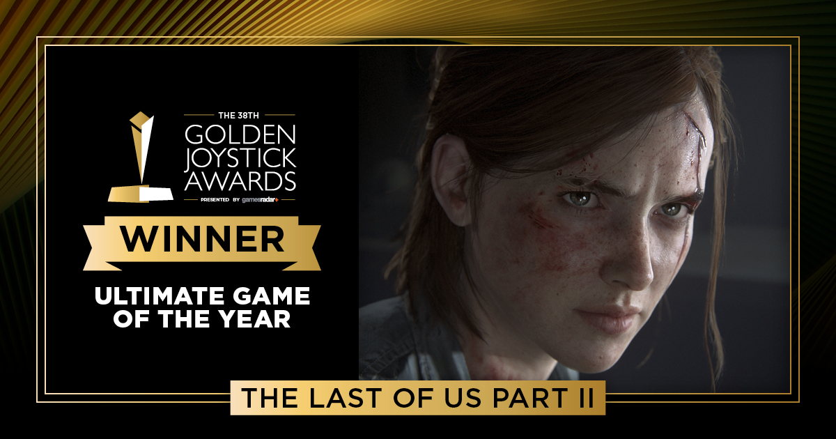 The last of us part ii mendominasi | Golden Joystick Awards