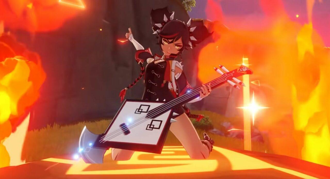Genshin Impact Perkenalkan Karakter Xinyan! Gamedam