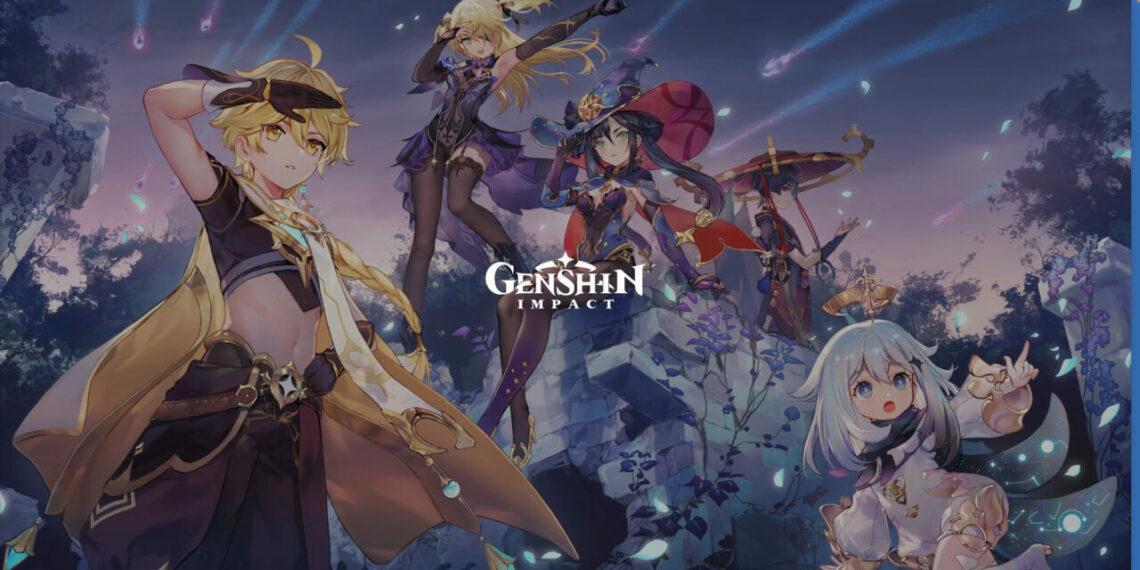Genshin Impact Screenshot 5
