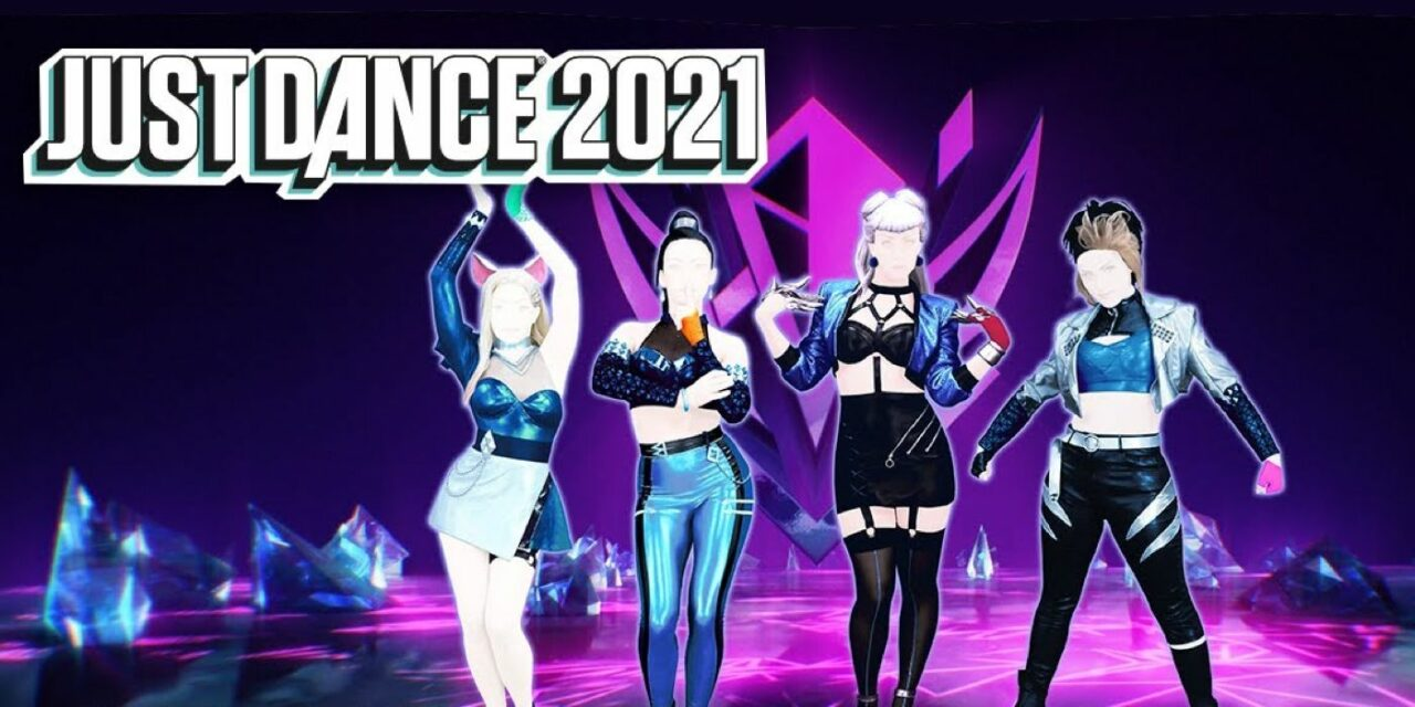 Just Dance 2021 League Of Legends Kda | Ubisoft