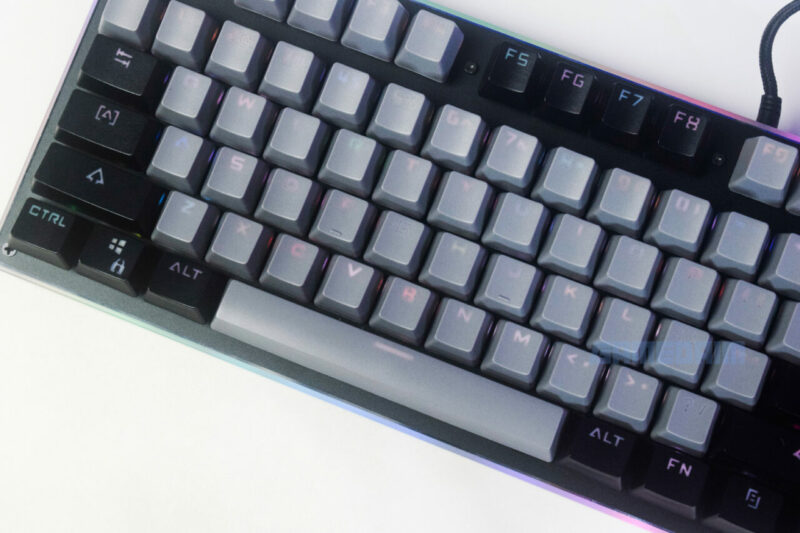 Nyk Nemesis Kx 1000 Venom Pro Rgb Keycaps Space Gamedaim Review