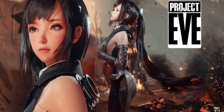 Project Eve Pamerkan Gameplay Perdana!